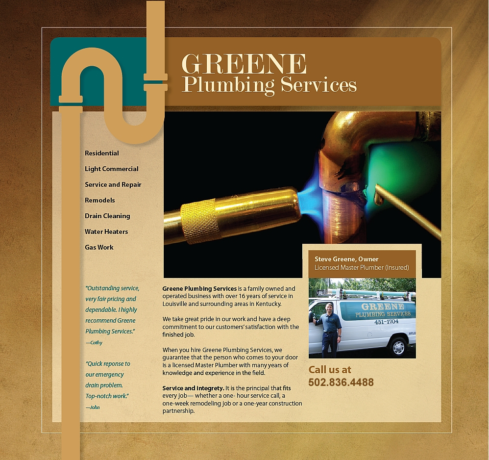 Green Plumbing Services